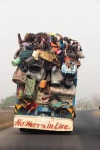 No Hurry in Life - Eyes of a Lagos Boy