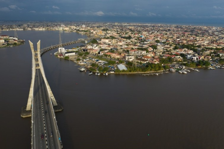 Lekki - Ikoyi link bridge