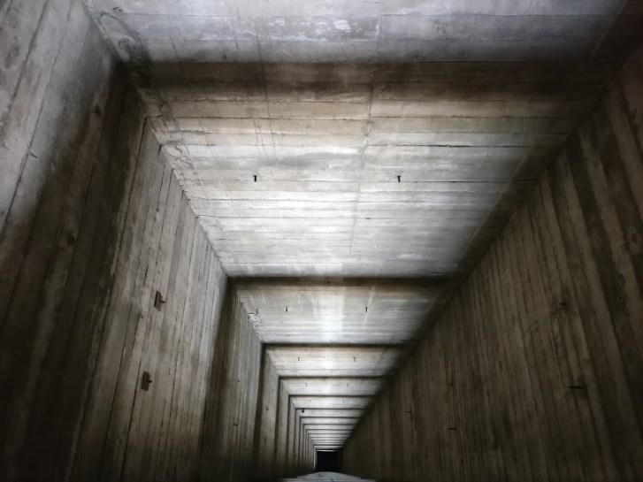 Elevator shaft - Eyes of a Lagos Boy