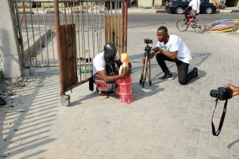 Eko Theatre Carnival - Photo by Eyes of a Lagos Boy