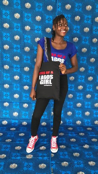 Eyes of a Lagos Girl