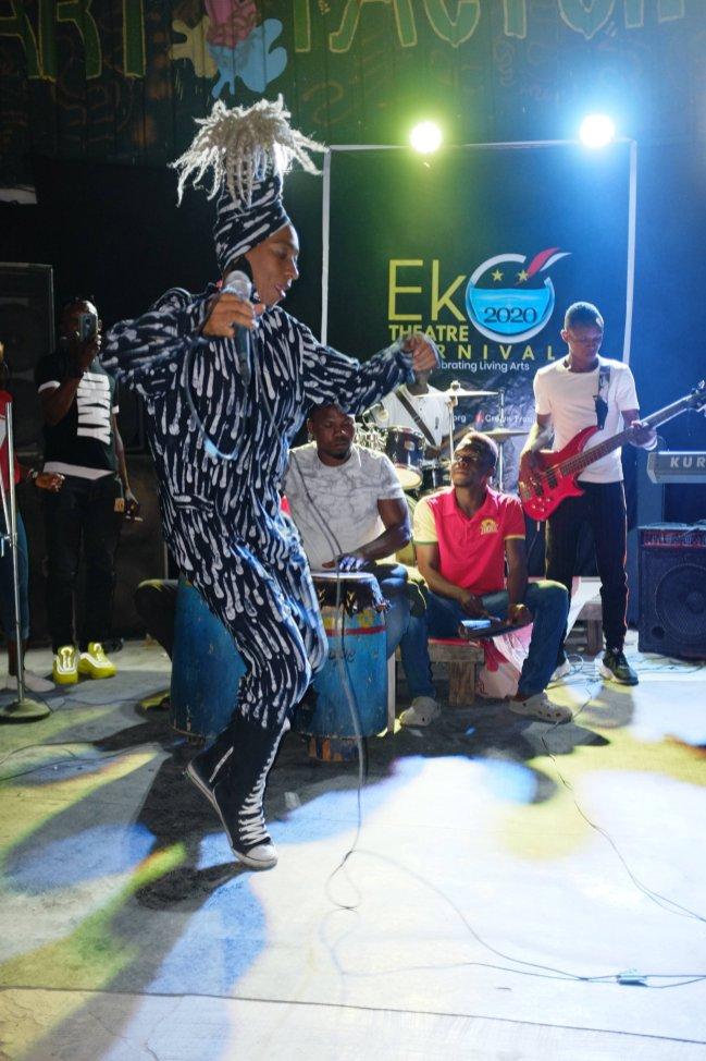 Ibiwunmi Olaiya - Eyes of a Lagos Boy 2020