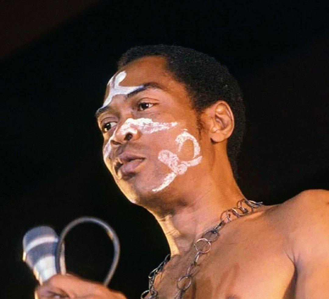 Fela-Anikulapo Kuti - Source: Seun Kuti