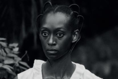 Elizabeth of Toro as Clara Okeke, Nigeria 1970 -Stephen Goldblatt