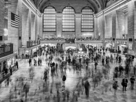 Lucia Laura Esposto New York, Grand Central Terminal