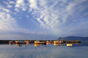 Angelo Pepe Norvegia, Isole Lofoten. Sole di mezzanotte