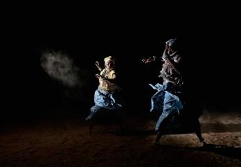 Woodoo night, Benin - Ouidah Gennaio 2012