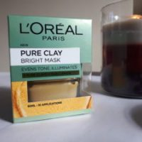 L'Oréal Pure Clay Bright Mask review