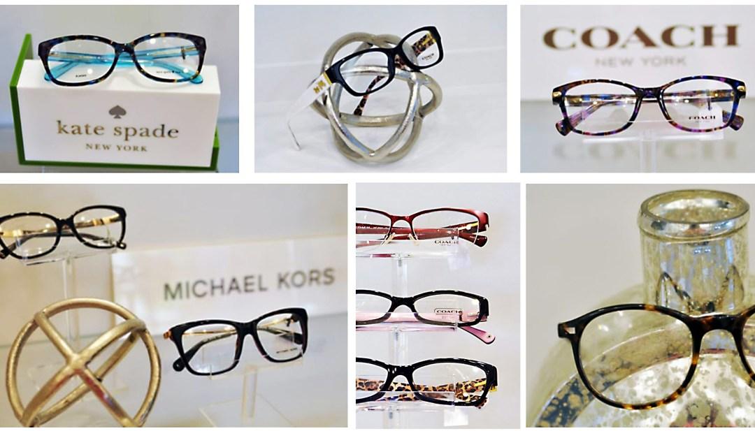 named brand glasses in all price ranges