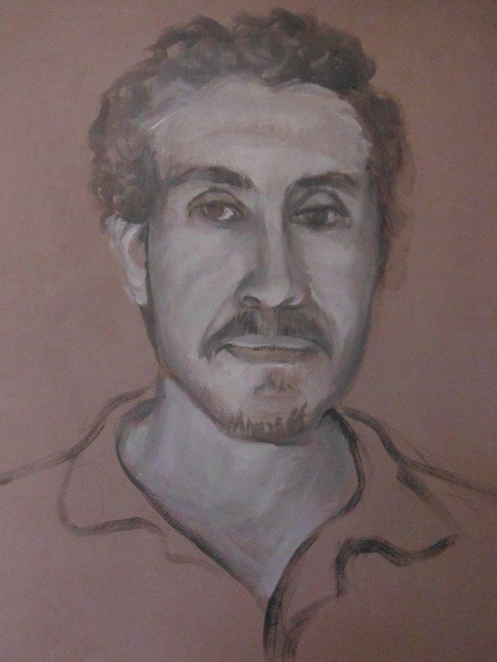 Painting of Fernando