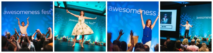 Awesomenessfest - Speakers - Lara Berg - Eyes Wide Open Life Blog
