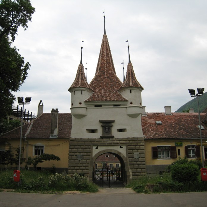 Poarta Ecaterina (Catherine's Gate) Brasov