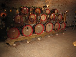 Barrels of brandy, Sighisoara