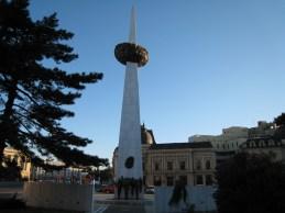 Piata Revotiei - Memorial of Rebirth