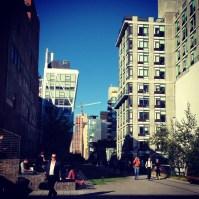 High Line; urban space
