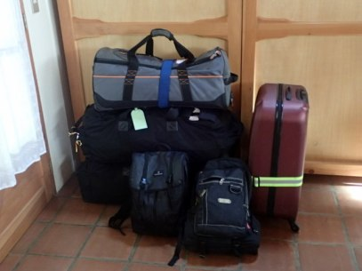 Our luggage