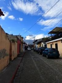 Antigua Side Street