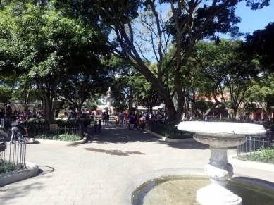 Antigua Town Square