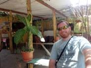 Steve in the shack