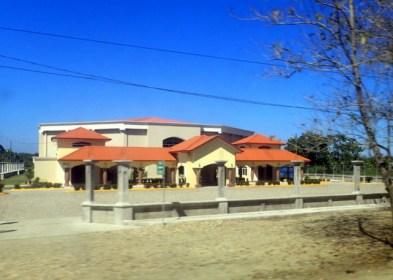 Flat house