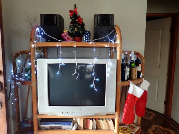 Our Christmas effort!