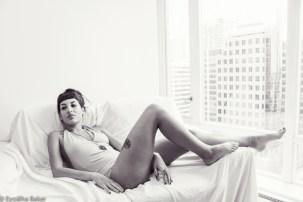 Ellie Zogia Photographed by Eyoalha Baker