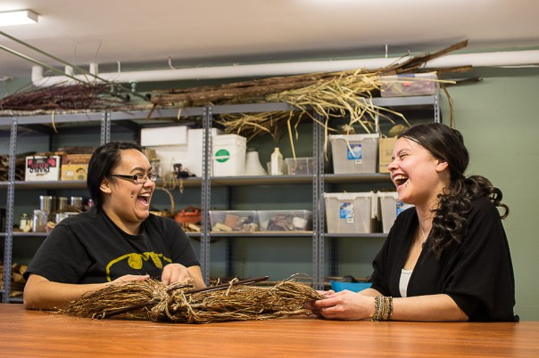 Squamish Nation Trades Classes