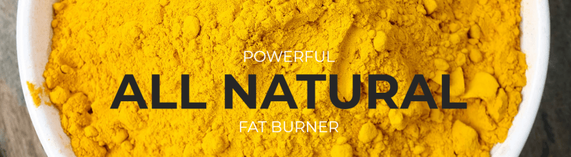 Loose weight with turmeric