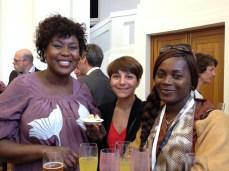 Michèle Magema, Katia Kameli, Angèle Etoundi Essamba