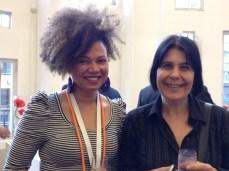 Lisa Hilli and Ana Casas Broda
