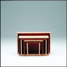 Laurent Hategekimana, According to the mood. Storage unit, wood.