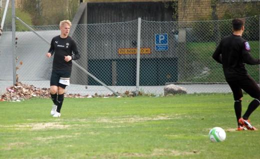 Erik Lund blev aldrig den förstärking på backsidan som ÖSK hoppats på.