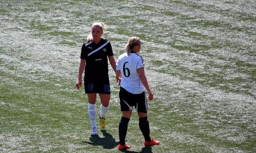 Sophie Sörqvist: Matchvinnare för Söder genom sina två mål.