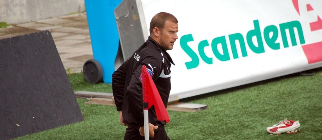Så länge Peter Samuelsson gör mål får han spela vidare i Degerfors.