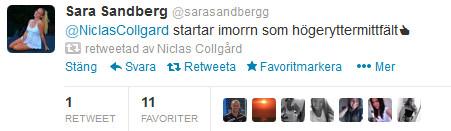 Sara Sandberg