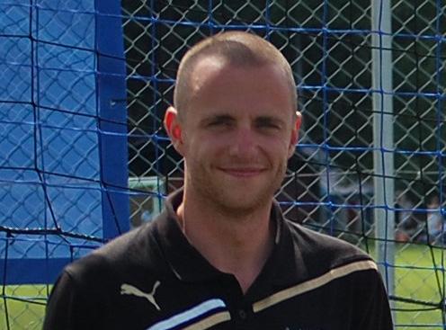Niclas Collgård - söderdamernas nya tränare.