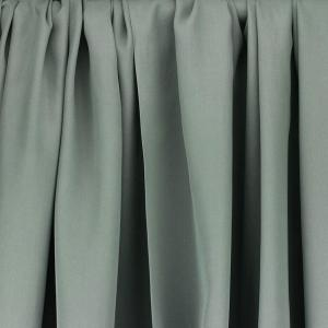 Tissus Tencel Edward Gris Clair © Eyrelles Tissus