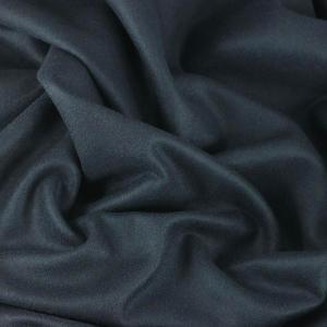 Drap de laine tissus diane Bleu Marine © Eyrelles tissus