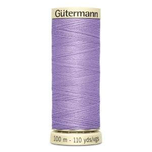 Fils Gütermann 100m couleur Violet : 158 © Eyrelles Tissus