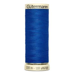 Fils Gütermann 100m couleur Bleu : 315 © Eyrelles Tissus