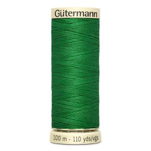 Fils Gütermann 100m couleur Vert : 396 © Eyrelles Tissus