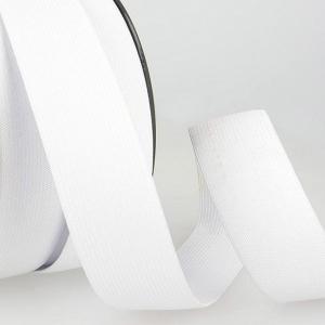 Mercerie élastique maille 5mm blanc © Eyrelles Tissus