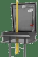 Babcock Davis Safety Ladder Post