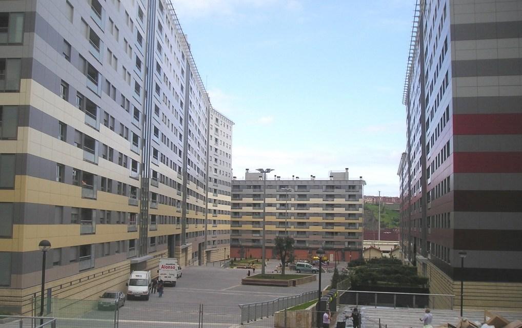 Beurko, la transformación de un barrio