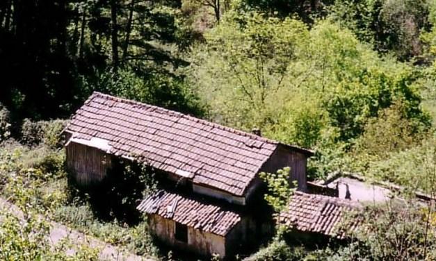Ferrocarril de la Lutxana-Mining
