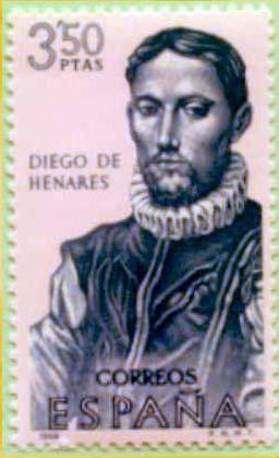 Diego de Henares, alcalde de Caracas