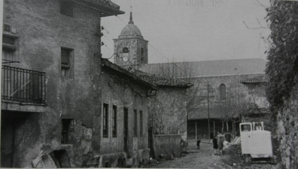 San Vicente y Mingolia (Perfiles Baracaldeses)