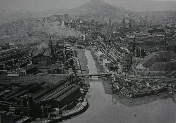 La siderurgia vasca