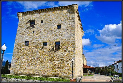 Las casas-torre en Barakaldo (I)
