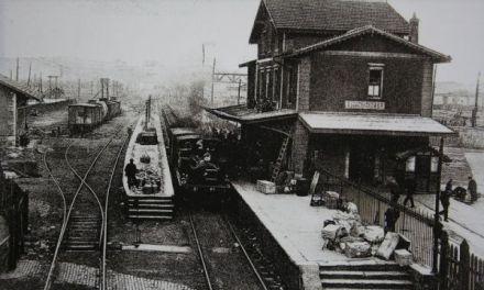 Patrimonio ferroviario de Barakaldo